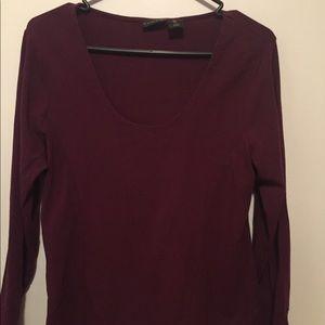 Tahari women's shirt size L